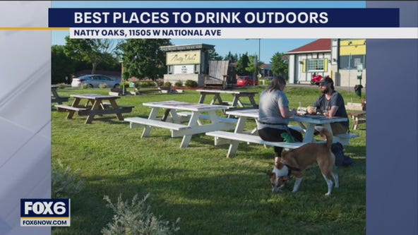 Patio season is here: Some of the best spots to drink outdoors