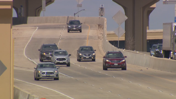 Pavement work to repair bumps in Zoo Interchange begins next week