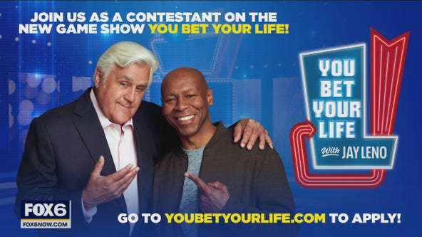 TV's 'You Bet Your Life' is coming back to FOX, hosted by Jay Leno