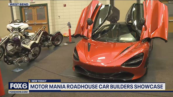 Motor Mania Roadhouse Car Builders Showcase rolls into West Bend