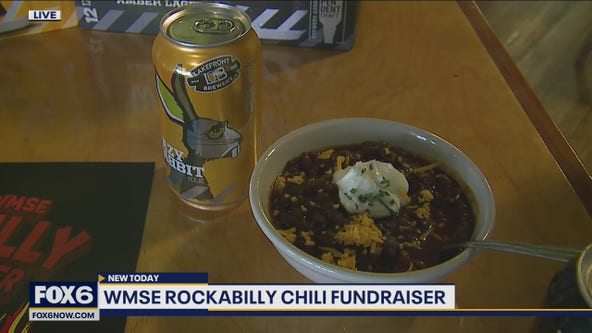 There aren't many things that go better with a warm bowl of chili then a cold beer