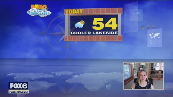 Future Forecaster Flashback: Let's see how 11-year-old Sydney is doing