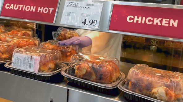 Is rotisserie chicken healthy?