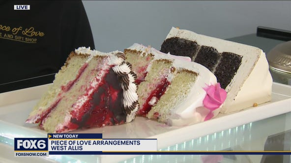 Looking for tasty cake for a special occasion? Check out Piece Of Love in West Allis