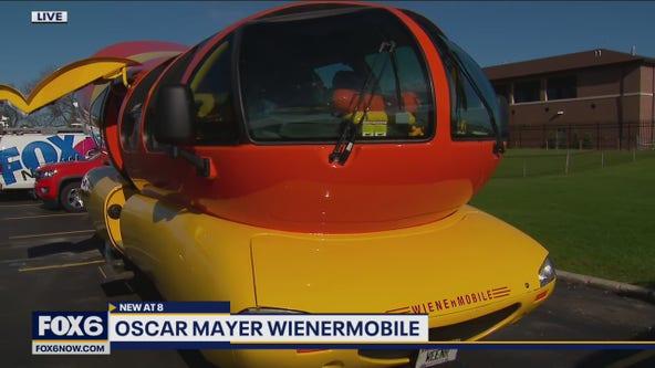 Oscar Mayer Wienermobile in Milwaukee area to help celebrate 95th birthday of Sendik's