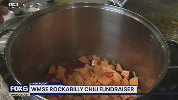 Calling all Chili Lovers, this year's WMSE Rockabilly Chili is back with a different look