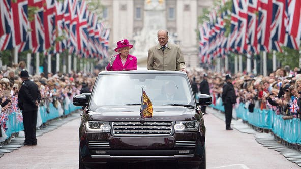 Prince Philip and Queen Elizabeth II: A love story