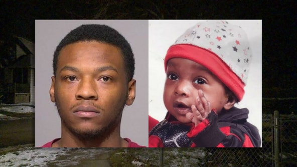 Milwaukee man gets 24 years in prison for 1-year-old's death