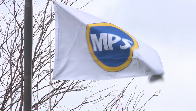 MPS flag Milwaukee Public Schools