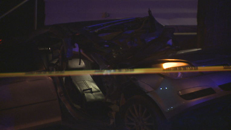 Serious crash near 62nd and Congress, Milwaukee