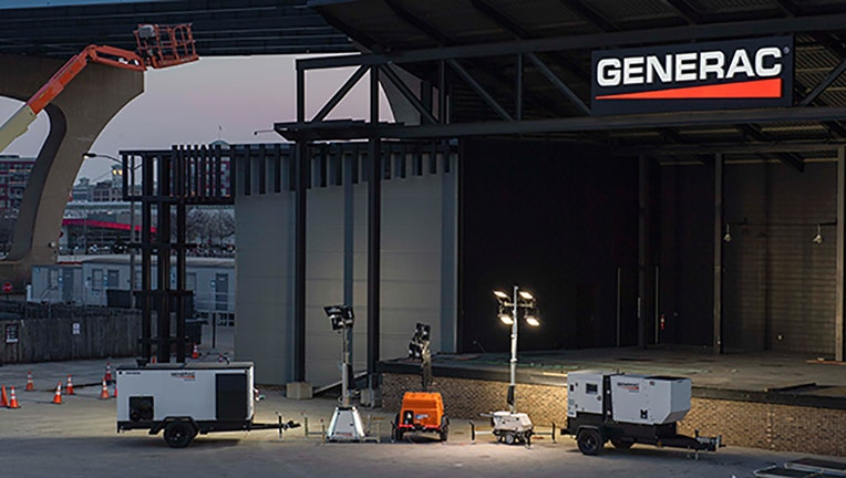 Generac Power Stage at Maier Festival Park