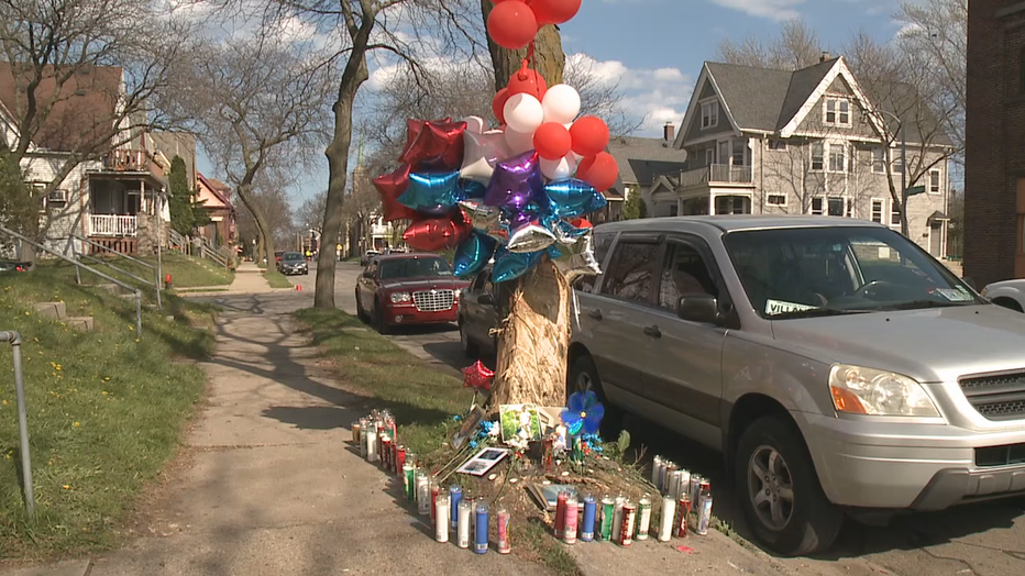 Milwaukee reckless driving crash memorial