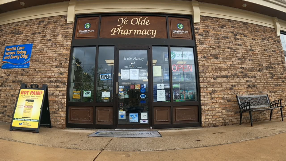 Ye Olde Pharmacy