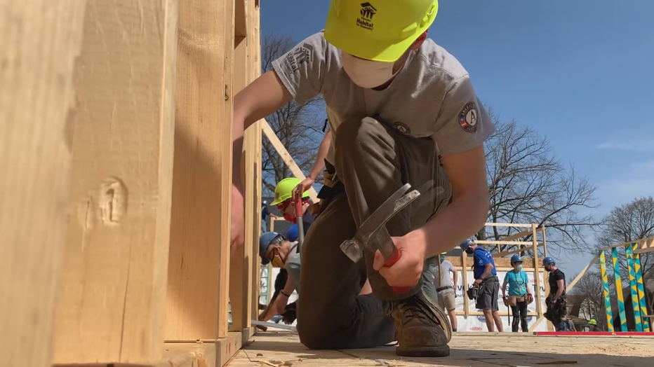 Habitat to serve 200 families on Milwaukee's NW side over 4 years