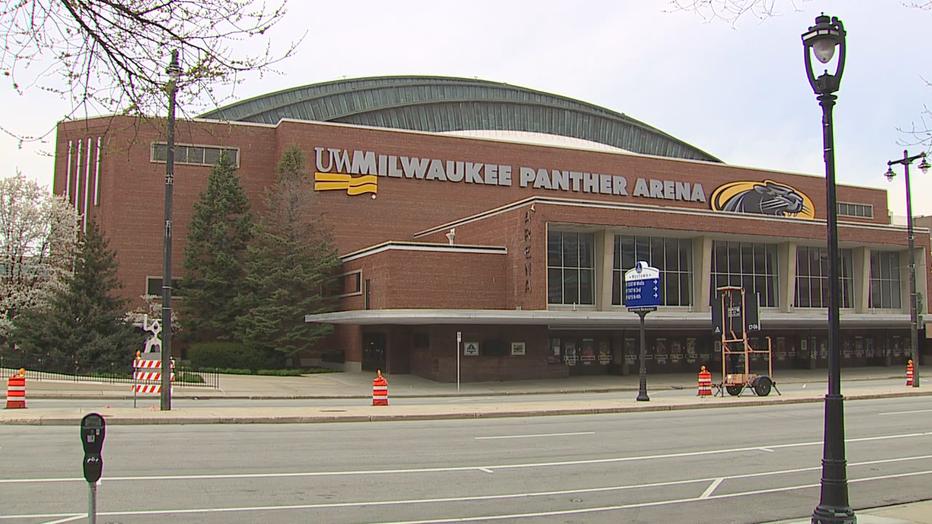 Panther Arena, Milwaukee