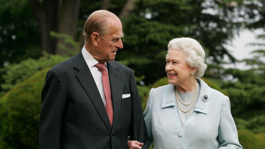 Queen & Duke of Edinburgh Diamond Wedding Anniversary