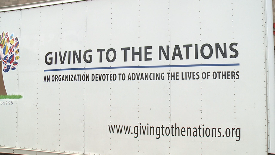 Giving to the Nations