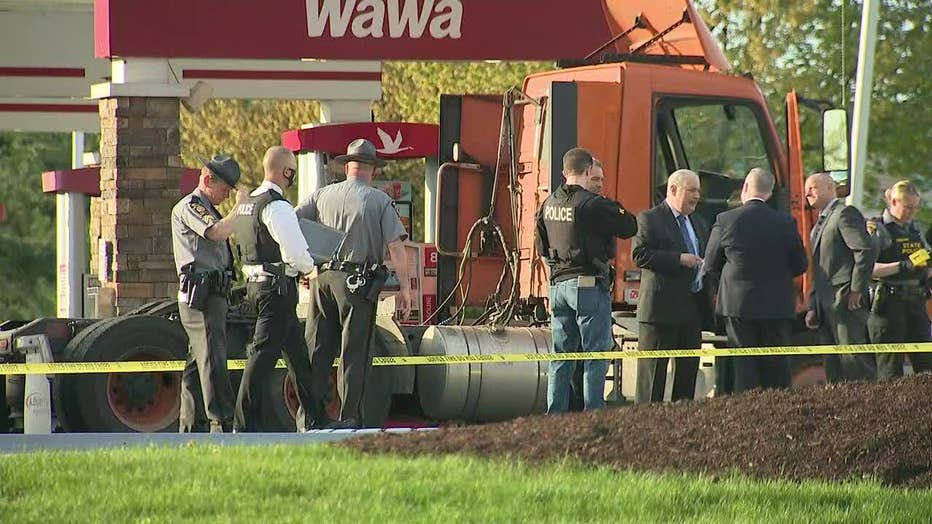 Macungie Wawa Shooting