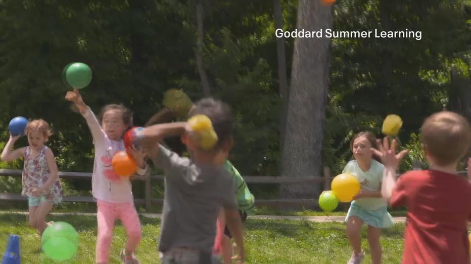 Summer learning programs to help rebuild kids' social development