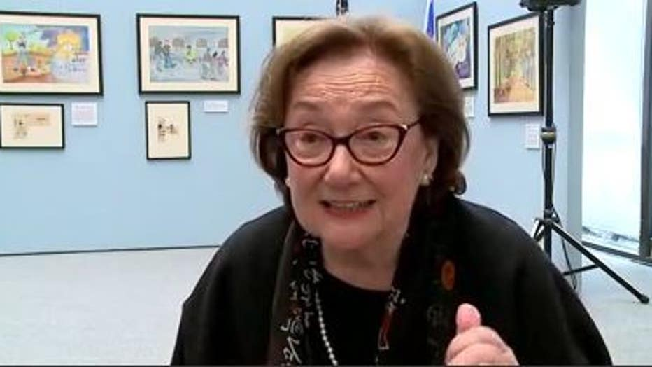 Eva Zaret
