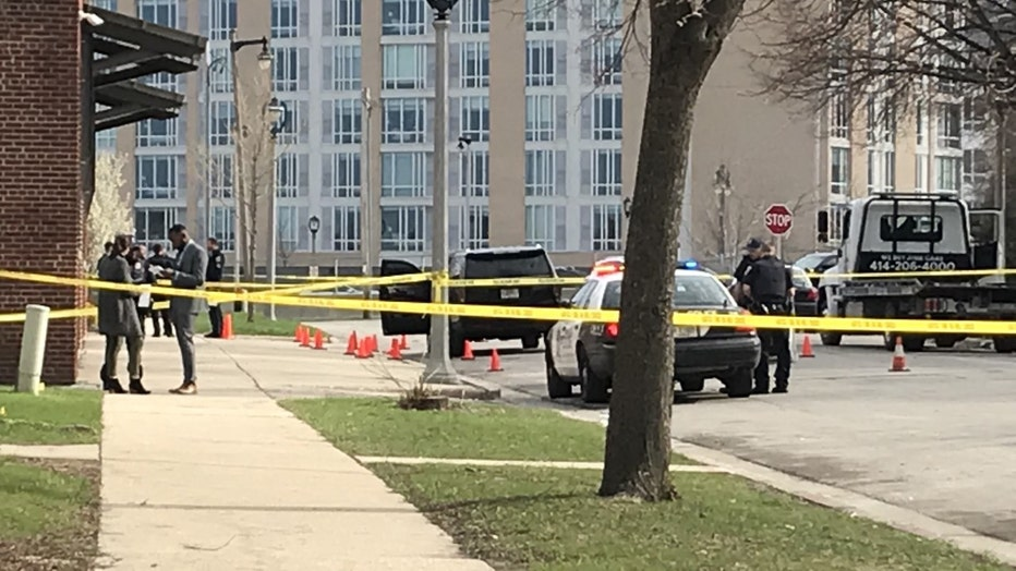 Shooting investigation at 8th and Vliet Street in Milwaukee