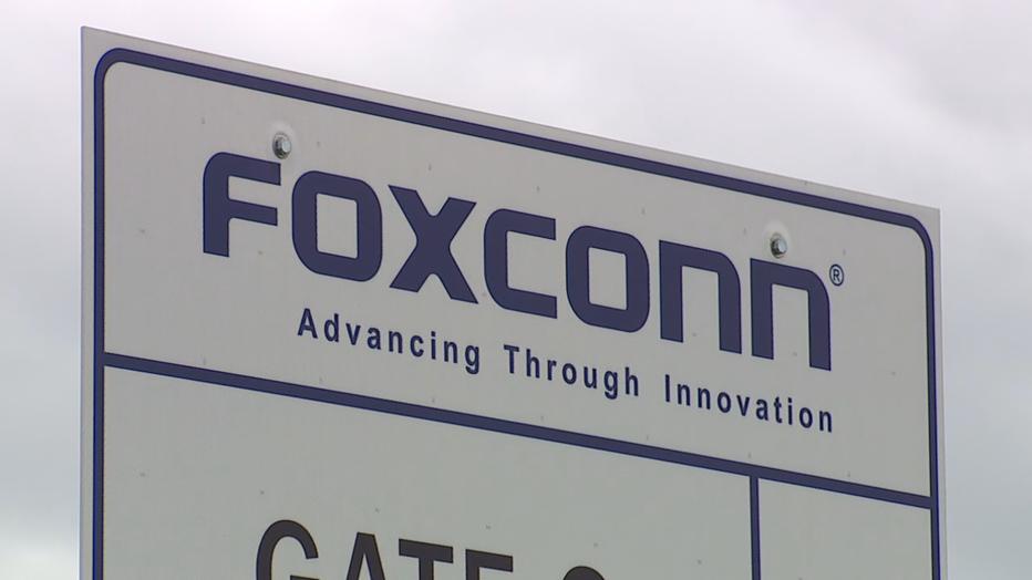 Foxconn, Mount Pleasant