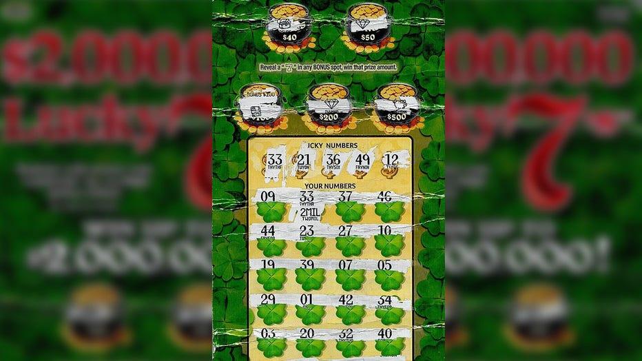 midland lottery winner