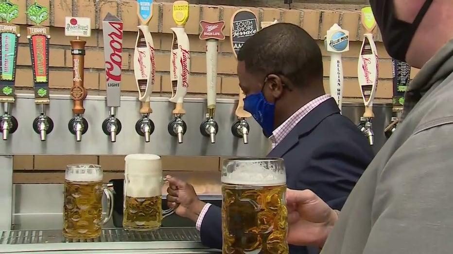 Milwaukee County's beer garden season kicks off at South Shore Terrace in Bay View