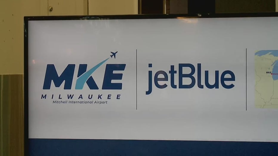 jetBlue is coming to Milwaukee Mitchell International Airport