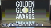 Looks like NBC will not air next year's Golden Globe awards