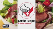 Ready to grill? Recipe for grilled beef tri-tip salad with balsamic dressing