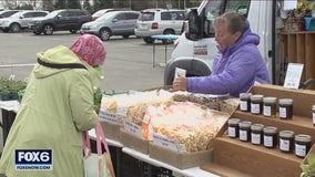 Farmers markets kick off the season, welcoming shoppers