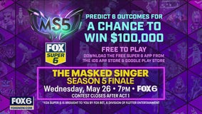 Who will win? Masked Singer season finale is Wednesday