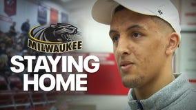 Patrick Baldwin Jr. chooses UWM to play college basketball