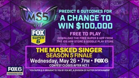 The Masked Singer Season 5 finale is tonight