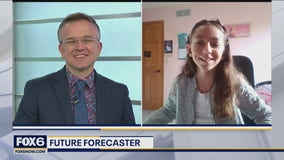 Future Forecaster Flashback: See how 11-year-old Natalie is doing