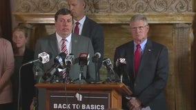 State GOP lawmakers speak ahead of votes on biennial budget
