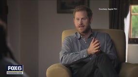 Oprah, Prince Harry continue conversation on mental health