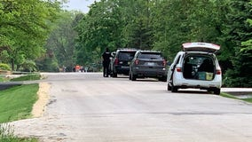 Police presence in Mequon