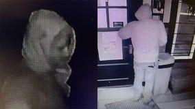 Caledonia bar burglary; police seek suspect, info
