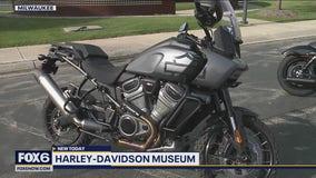 Harley-Davidson Demo Days return to museum