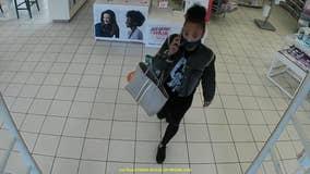 Brookfield ULTA theft, woman wanted