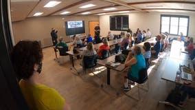 Bay View neighbors talk crime prevention