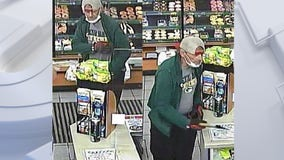 Attempted robbery in Mount Pleasant, police seek to ID suspect