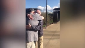 Family reunited through DNA kit, 1 sibling from Watertown