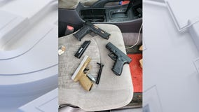 Waukesha police: Man waves handgun out vehicle window, no shots fired