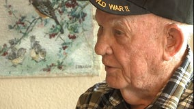 World War II veteran reflects on his life this Memorial Day