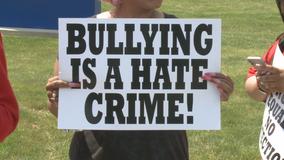 Delavan-Darien anti-bullying rally after teen died