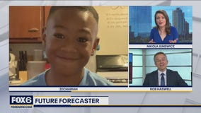 Future Forecaster Flashback: See how 8-year-old Zechariah is doing