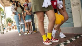 Walt Disney World to reduce physical distancing rules